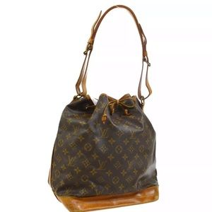 Louis Vuitton Noe drawstring bucket handbag